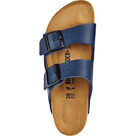 Birkenstock Arizona Sandals Birko-Floor Nubuk, blue
